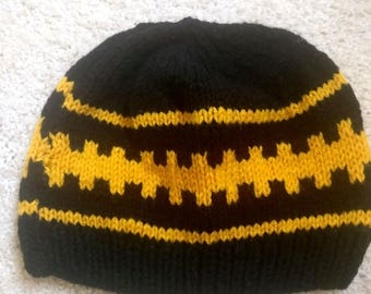 Black and Yellow, Black and Yellow HAT!