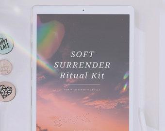 Soft Surrender Ritual Kit