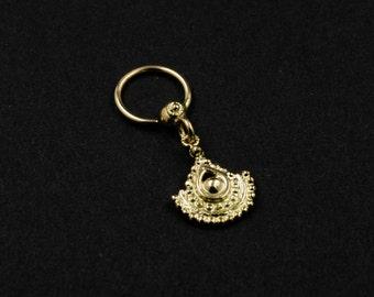Helix earring - Helix ring - helix jewelry - Aka - helix piercing - helix - piercing jewelry - cartilage