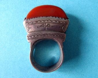 Astounding Tuareg Ring.