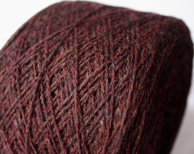 Marle 11.5/2 Pure Wool 100g Col: 121