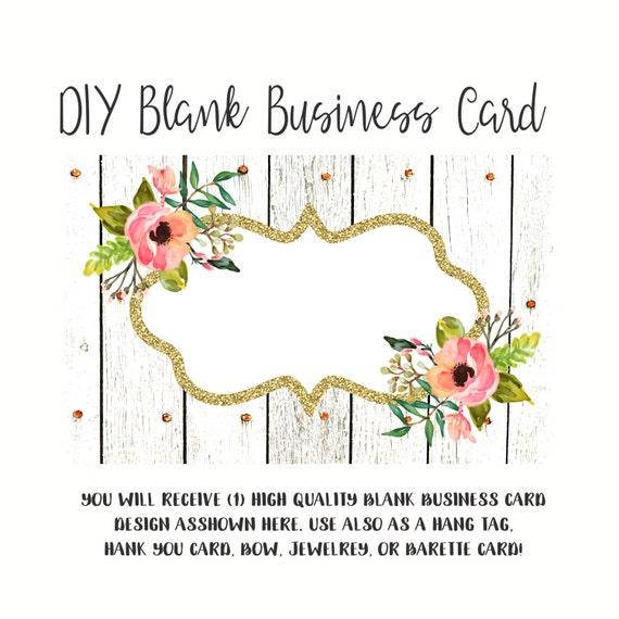 Diy blank business card template glitter wood made to match etsy diy blank business card template glitter wood made to match etsy sets and facebook timeline covers boho rustic business card flashek Choice Image