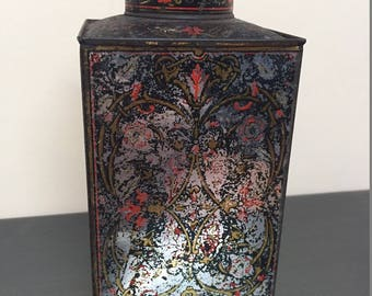 Vintage Late 1800s Cocoa Tin