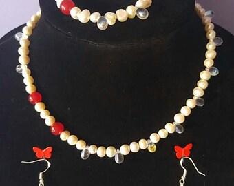 Bitten By The Blood Countess Jewelry Set