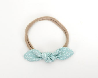 Baby Headband, Bow Headband, Kids Hair Accessories, Pastel Bow, Toddler Headband, Baby Bow