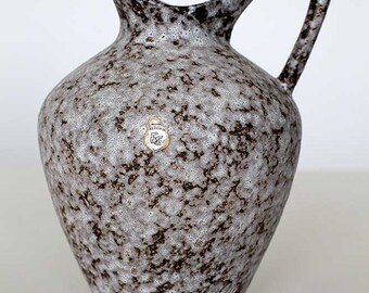 Classic vase no. 883 from Es Keramik - West German Pottery, 60'ties