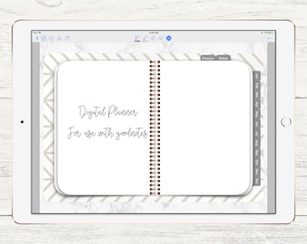 Digital planner for Goodnotes