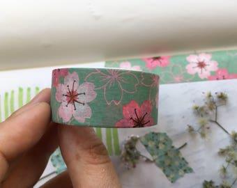 Sakura Washi Tape/Cherry Blossoms/Spring