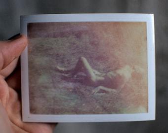 Polaroid Original - Dying