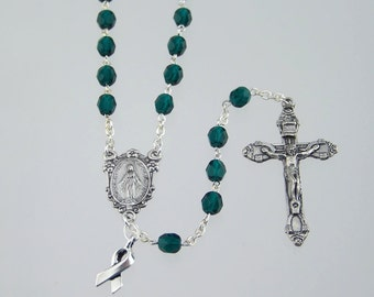 Green Awareness Rosary