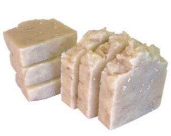 Oatmeal Milk & Honey Argan Oil Soap Shea Butter Soap 6pk-