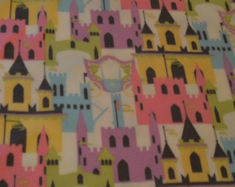 Princess's Castle Blanket