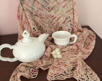 """Workshop """"Lace and Ajour Knitting"""": Voucher for Beginners"""