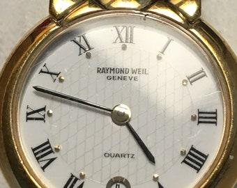 Vintage Raymond Weil Ladies Watch