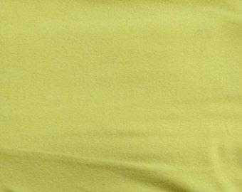United yellow knit Jersey