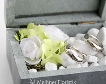 Ring cushion / ring box / ring box / soapstone