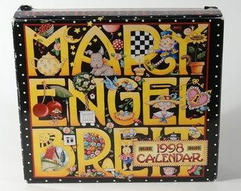 1998 Mary Engelbreit Daily Calendar New In Box