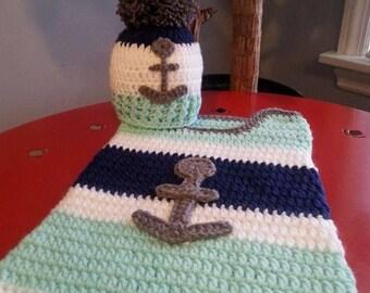 Crochet Cuddle Coocoon