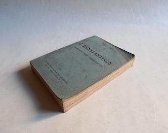 1920 Ο Κωνσταντίνος αναμνήσεις πρώην γραμματέως του, Μελάς, London