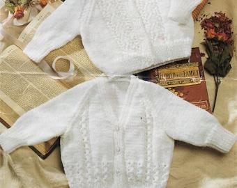 Childrens Cardigan Knitting Pattern Pdf Download Childs Ribbed