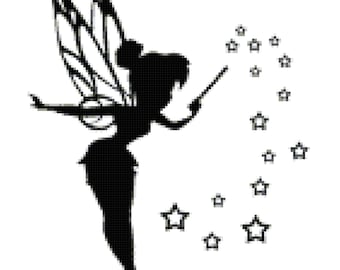 Dove sketch furthermore B004T4PQSY moreover 451767406350754374 additionally Tinkerbell And Friends Coloring Pages moreover Tinkerbell Shadow Chart For Crochet Ot. on pixie back view