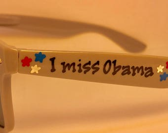 Obama Collection Sunglasses for Christmas/Stocking Stuffers/Democrat/Liberal/Political Party