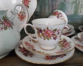 Gorgeous Colclough wayside bone china