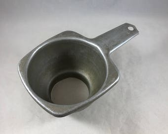 Aluminum Canning Funnel - Vintage Canning - Kitchen Utensil - Vintage Kitchen Decor - Kitchen Decoration - Foley Aluminum Funnel
