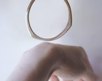 ENLUMINURE // No11 // bronze bracelet