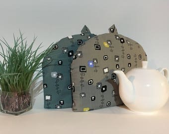 "Teapot Cozy - ""Retro"""