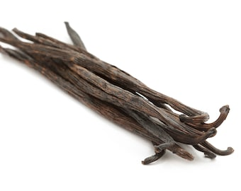 Premium & Rich Madagascar Vanilla Beans