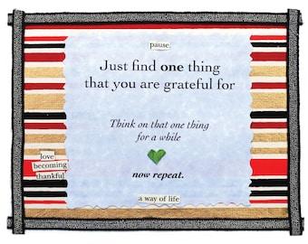The Gratitude Card