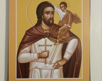 Martyr Christopher of Lycia