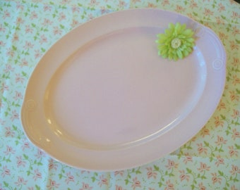 Perfect pink LuRay platter