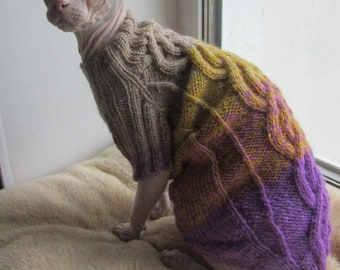 Sweater for the Sphinx