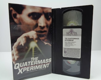 The quatermass xperiment VHS Tape