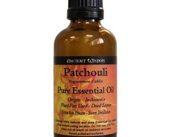 Patchouli Essential Oil (50ml)