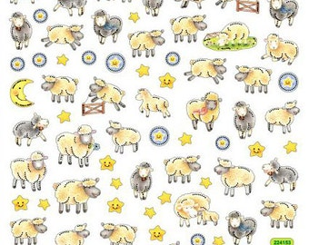 Sheep Sticker • Sheep Stickers (SK4166)