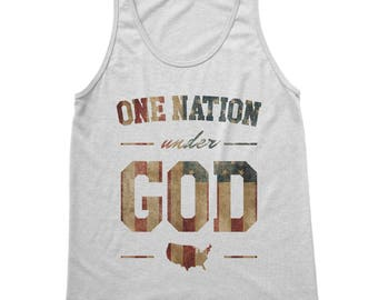 Easter Gifts | Christian Shirts For Men | Christian T Shirts Men | Christian Shirts For Men | Jesus T Shirt | Christian Gifts | USA Tank