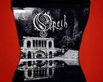 OPETH diy halter top  tank top doom rock metal Morningrise shirt  xs s m l xl