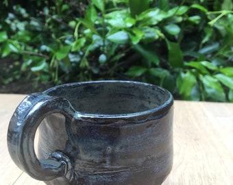 Dark Little Espresso Mug