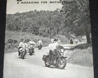 August 1939  Harley Davidson Enthusiast Magazine