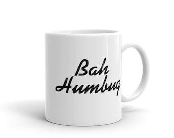 Bah Humbug Coffee Mug