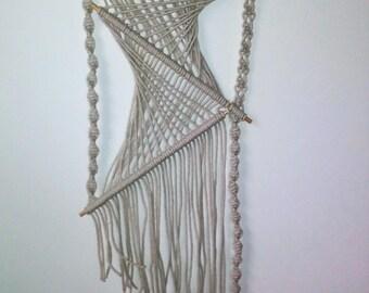 Macrame Wall Art, String Art, Wall Hanging