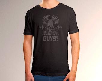 """Goonies Inspired """"Hey You Guys!"""" Men's T-Shirt"""