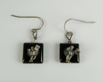 Book Baby Nook earrings