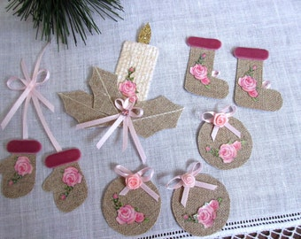 Christmas Stickers  , Holiday  ,  Kits  Scrapbooking , Family Sticker ,  Card Making  Paper Craft