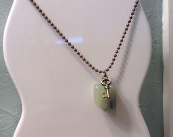 Key that Rocks Bronze