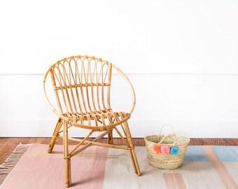 SHAPES Kilim Rug, Minimalist Rug, Scandinavian Rug, Pastel Rug, Nursery Rug, Geometric Rug,  Pink Rug, Modern Rug, Kids Rug, Soft Rug