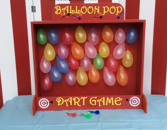 Balloon Dart Game Target Gallery dart balloon carnival game